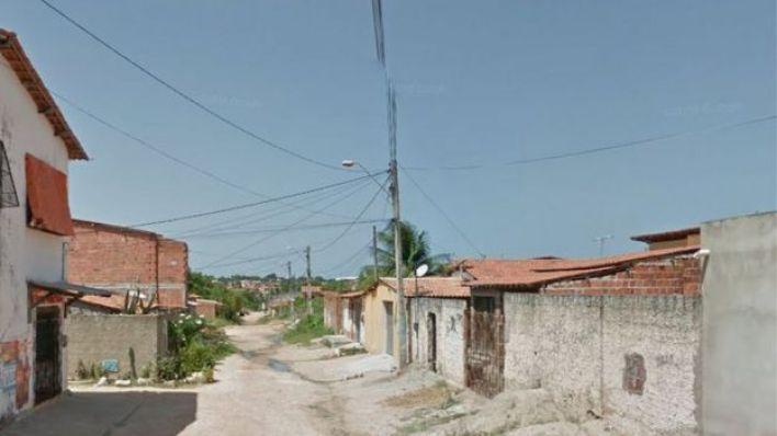 Rua do conjunto Santa Fé