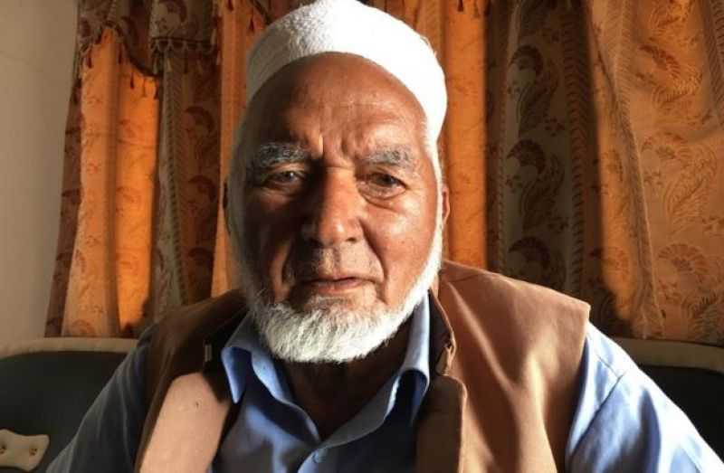 Mohammad Hasan Qureshi, a resident of Dub Gali