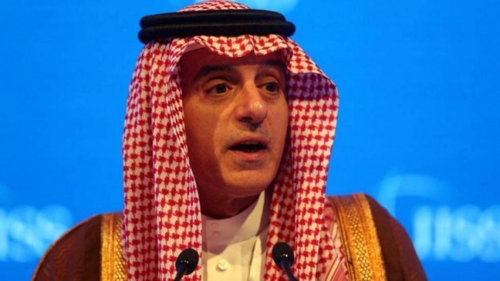 Caadil Al Jubeyr wuxuu ahaa wasiirka arrimaha dibadda
