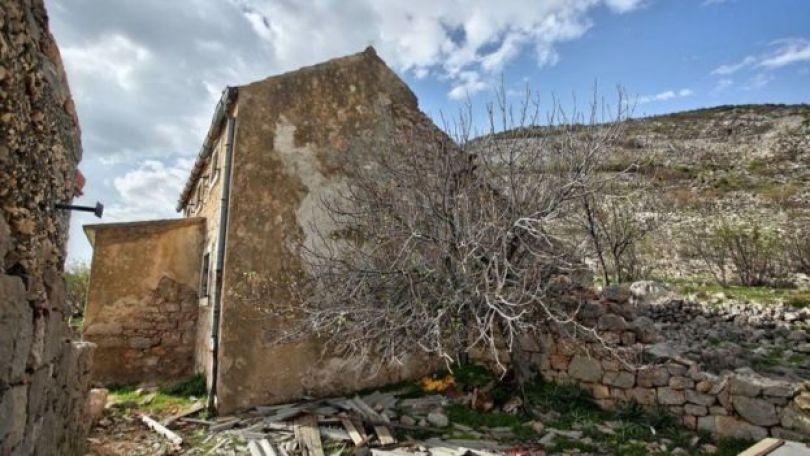 Casa da família de Modric, na Croácia