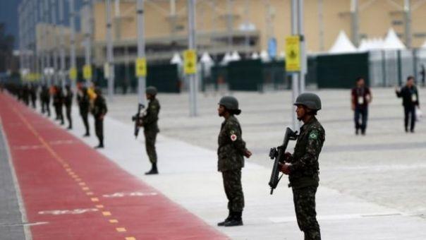 Hasta el 21 de agosto patrullarán la ciudad más de 80.000 policías y soldados.