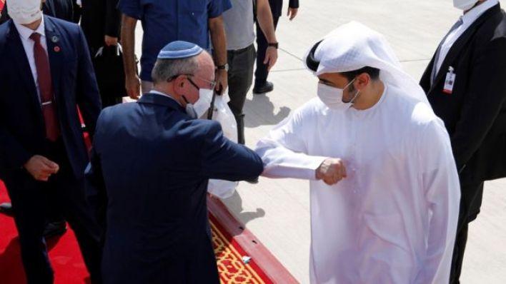 تقود دولة الإمارات جهود التطبيع بين دول الخليج العربية وإسرائيل