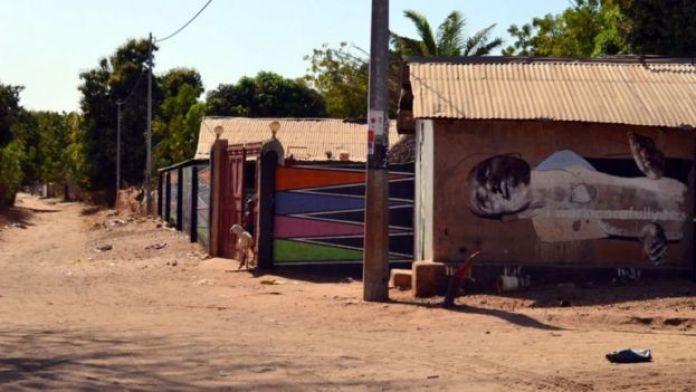 Galoya était le lieux de rendez-vous des graffeurs du monde