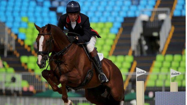 London 2012 silver medallist William Fox-Pitt went to Eton