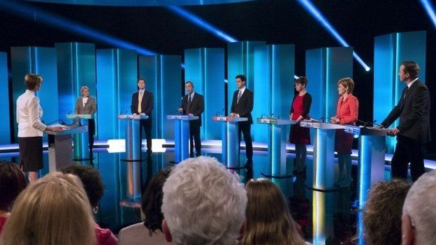 leaders' election debates
