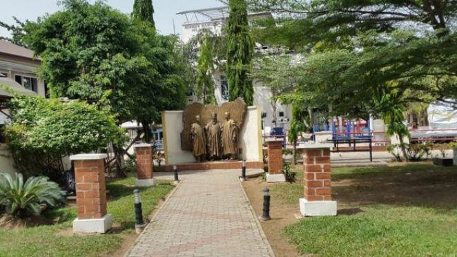 Gardens of Freedom Park Lagos, Nigeria