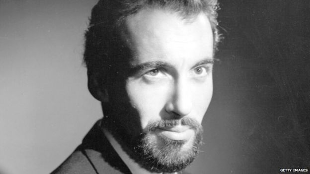 Sir Christopher Lee in 1951