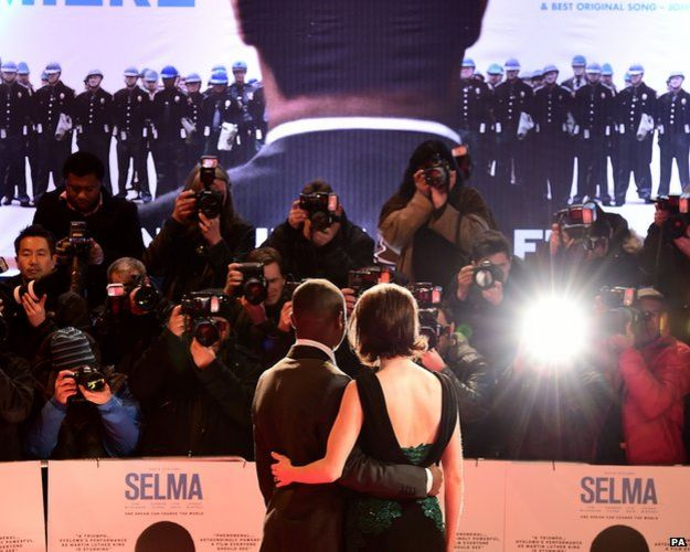 Selma premiere