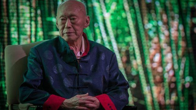 Lee Kuan Yew (20 Mar 2013)