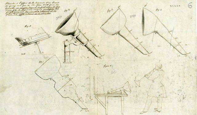 Scott's patent designs of 1857