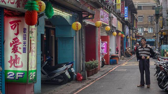 대만의 유흥업소를 중심으로 코로나19가 빠르게 확산했다