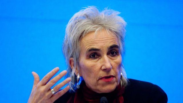 荷兰病毒学家玛丽安·库普曼斯(Marion Koopmans)