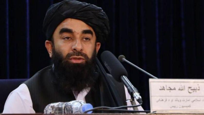 Zabihullah Mujahid, Taliban Spokesperson