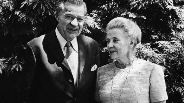 Gunnar y Alva Myrdal