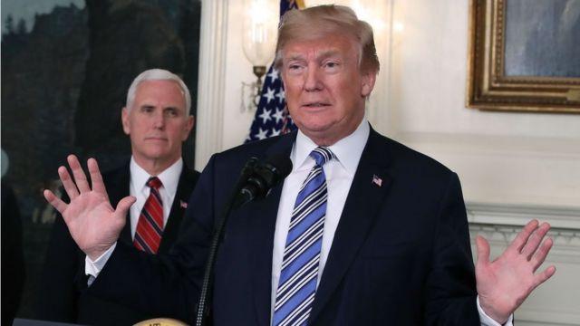 Por qué Donald Trump canceló a última hora su viaje a la Cumbre de las  Américas en Perú y su visita a Colombia - BBC News Mundo