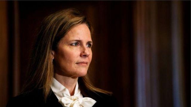 Judge Amy Barrett is President Trump's Supreme Court nominee