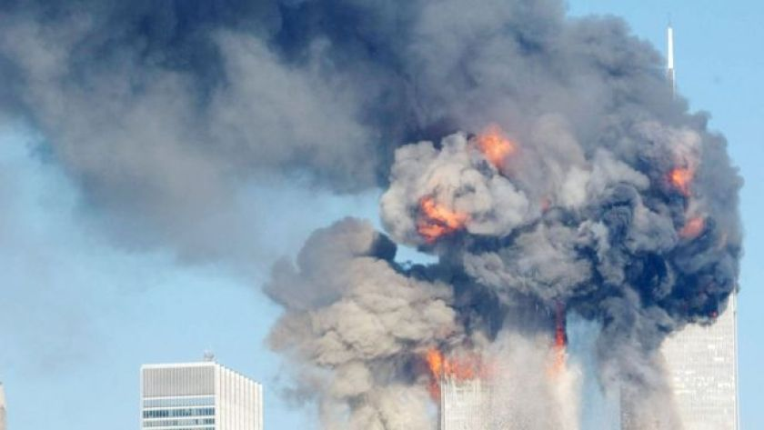 Twin Towers were hit by two planes hijacked by al-Qaeda members on the morning of September 11, 2001