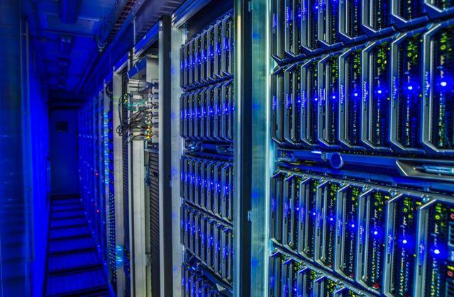 Centro de processamento de dados