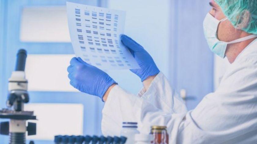 Virus genomic sequencing