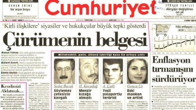 1996 yılında yaşanan Susurluk kazası sonrası parlamentoda yürütülen soruşturma JİTEM davalarına da dayanak oldu