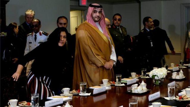 राजकुमार खालिद बिन सलमान