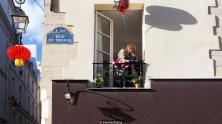 Rue du Temple, em Paris