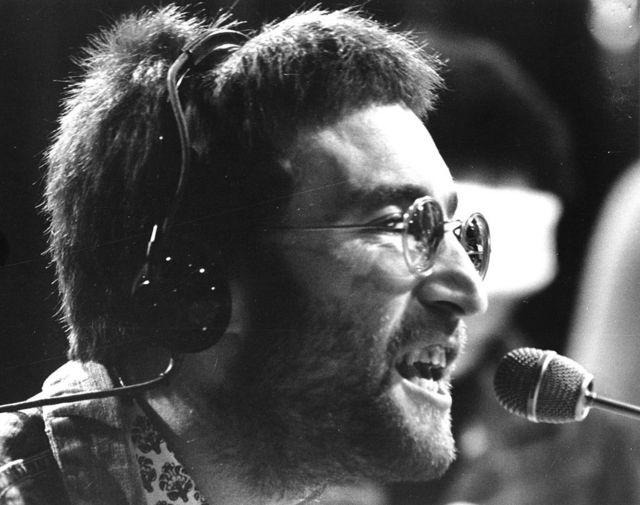 Джон Леннон 1966 год