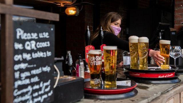 Londra pub