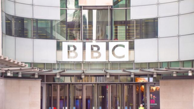 BBC News offices in London