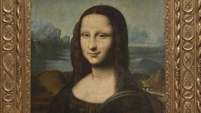 Hecking's Mona Lisa