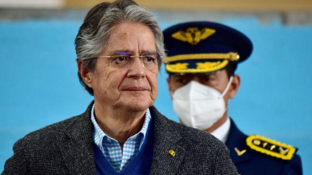 Guillermo Lasso.