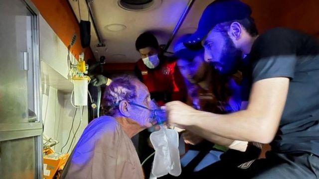 बिरामीहरूलाई अस्पतालबाट बाहिर निकाल्ने तयारी