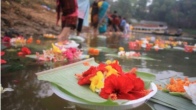 রাঙ্গামাটিতে বৈশাখ মাসে বৈসাবি উৎসব হয়