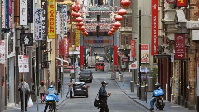 Many Chinese-Australians feel that they are facing increasing scrutiny.