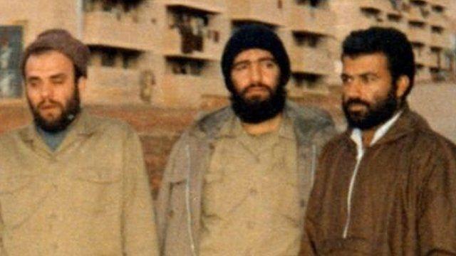 کاظم رستگار و حسن بهمنی