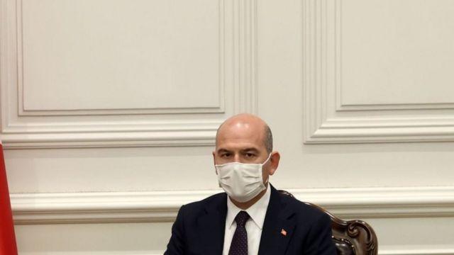 وزير الداخلية سليمان صويلو