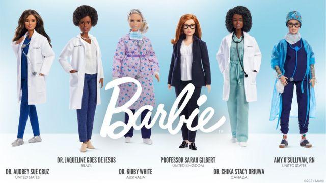Barbies Cientistas