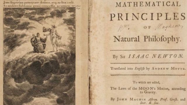Isaac Newton's Mathematical Principles of Natural Philosophy