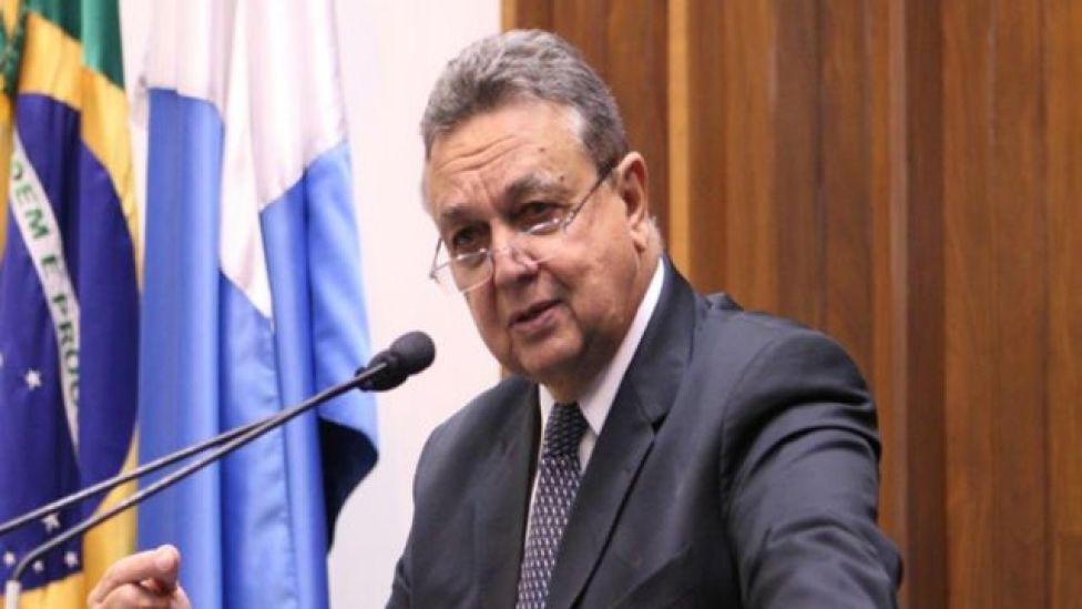 Roberto Rodrigues discursando