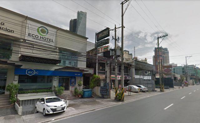 필리핀 리잘상업은행 주피터 스트리트 지점