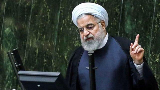Madaxweynaha Iran