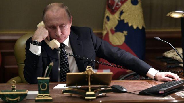 Vladimir Putin: İşsizlikten devlet başkanlığına Rusya Devlet Başkanı'nın siyasi yolculuğu - BBC News Türkçe