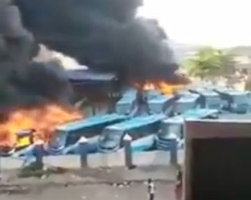 EndSARS Protests Lekki toll gate shooting