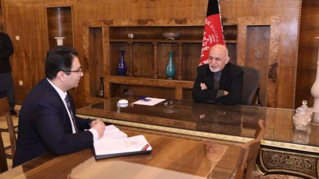هارون چخانسوری سرپرست وزارت امور خارجه افغانستان شد - BBC News فارسی