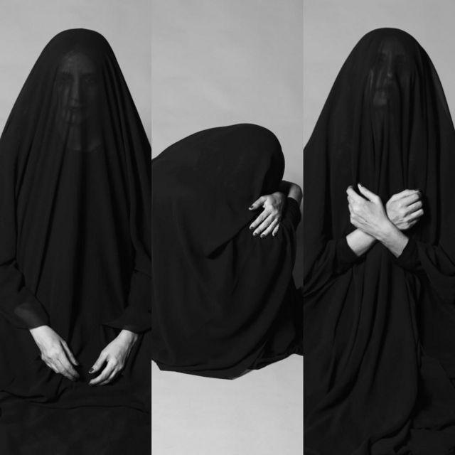 Series by photographer Boushra Almutawakel