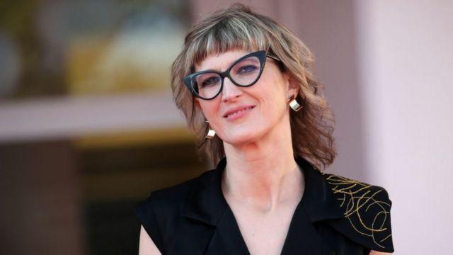 Bosnian director Yasmila Zpanic