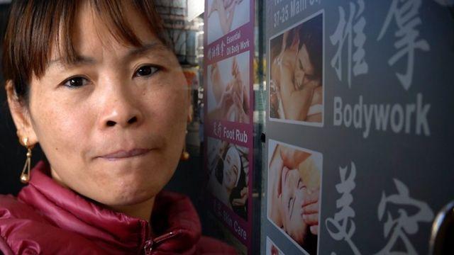 美国的亚洲按摩工作者大声疾呼自己的职业受到的污名化以及他们面临的性骚扰。