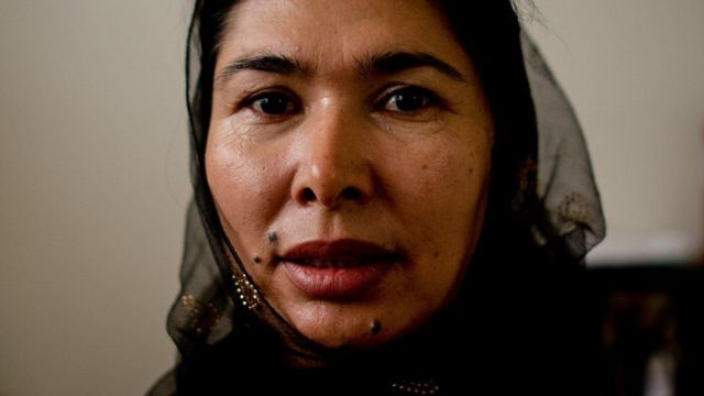 Torsunai Xiaodun spent nine months in a concentration camp in Xinjiang in 2018
