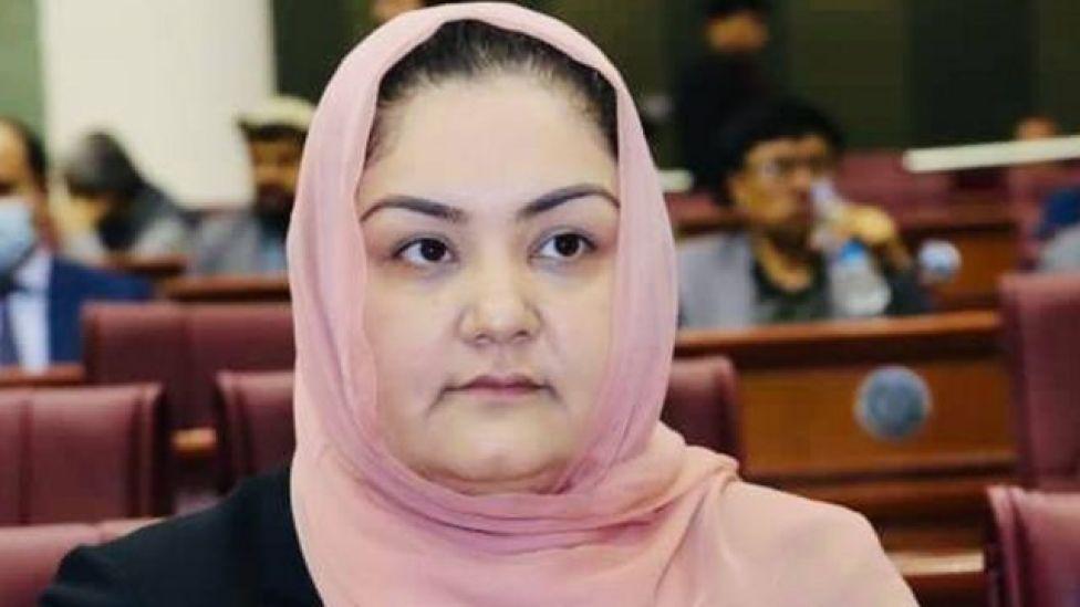 Rangina Kargar