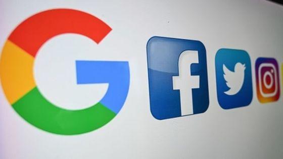 谷歌和Facebook